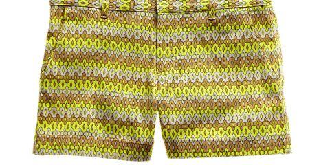 Bright Printed Shorts