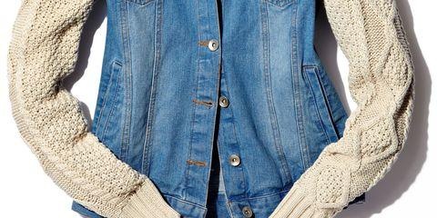 Sweater Sleeve Jacket