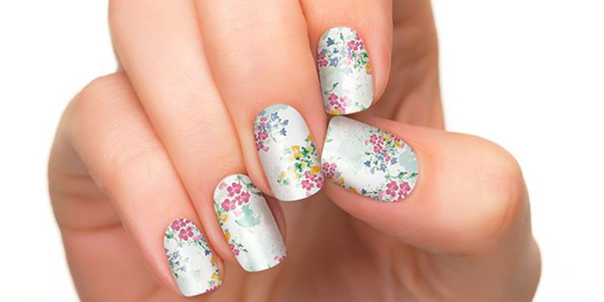 10 Best Nail Stickers - Cool Nail Wraps