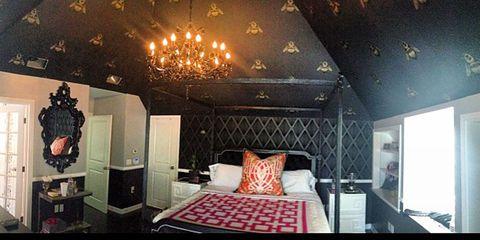Ashley Benson Bedroom