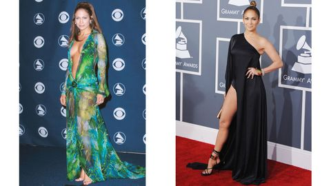Jennifer Lopez—2000 & 2013
