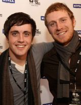will anderson and nate mcfarland of the band parachute