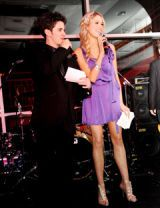 connor paolo and katrina bowden at the ultimate prom 2009
