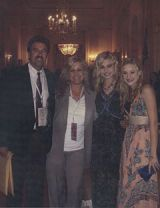 aly and aj with their parents