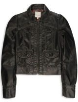 Product, Brown, Sleeve, Jacket, Collar, Textile, Outerwear, White, Coat, Pattern,
