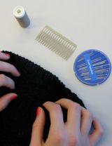 black beret needles