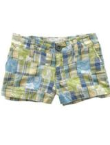 aeropostale plaid shorts