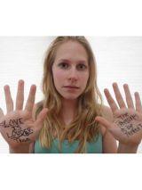 Rylinn, 16 in Demi Lovato's campaign