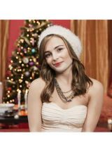 Clothing, Event, Photograph, White, Facial expression, Dress, Formal wear, Christmas decoration, Fashion accessory, Holiday,