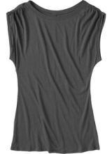 old navy gray t shirt