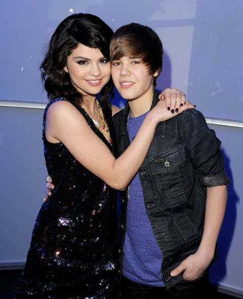 Justin Bieber And Selena Gomez 2009