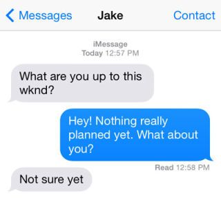 8 Annoying Texts - Most Annoying Text Message