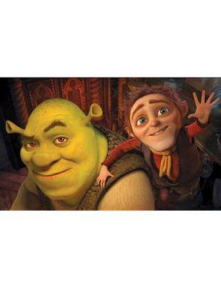 <i>Shrek Forever After</i>
