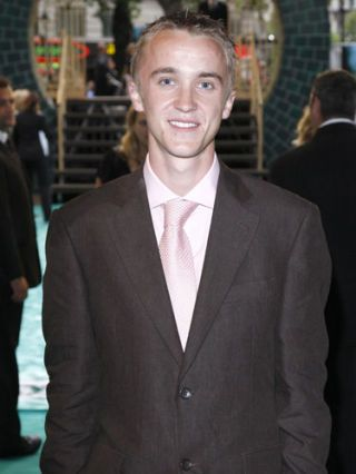 Tom Felton Interview - Draco Malfoy Actor