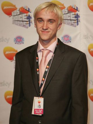 Tom Felton Interview - Draco Malfoy Actor