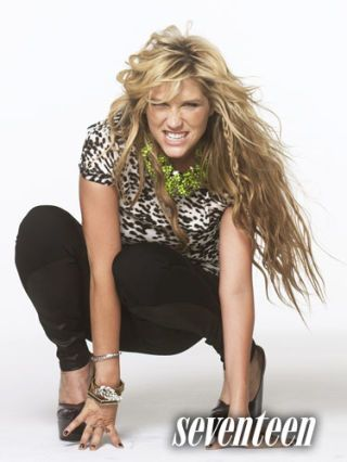 Ke$ha cover shoot outtakes