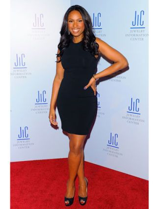 jennifer hudson at the gem awards