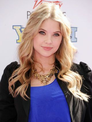 Ashley Benson at variety party
