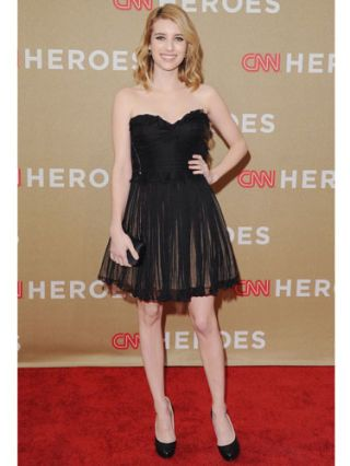 emma roberts best dressed
