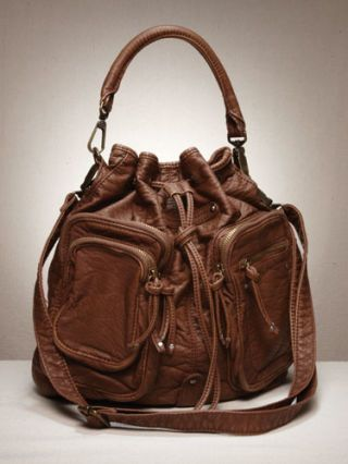 Brown Hobo Purse
