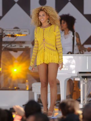 beyonce best dressed during concert