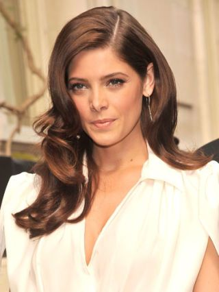 Ashley Greene at salvatore ferragamo event