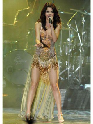 Selena Gomez live in concert
