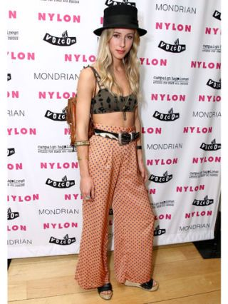 Olivia Wilde at nylon magazine event
