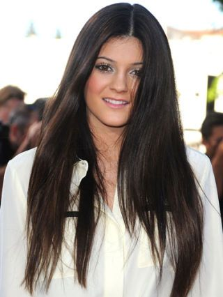 Kylie Jenner at glee movie premiere