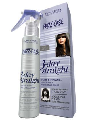 3 day straight protection against frizz from frizz-ease