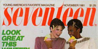 1981 — Diane Leich and Whitney Houston