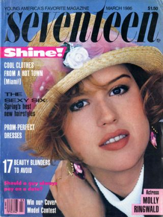Seventeen Covers Through the Years – Whitney Houston, Twiggy