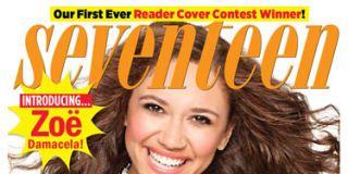 Zoe Cover for Seventeen