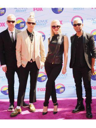 Teen Choice Awards 2012 - Best Dressed Red Carpet