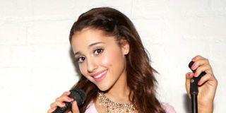 DDD Ariana Grande