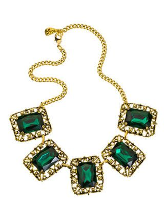Emerald Jewels: Splurge