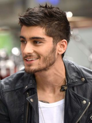 One Direction Hair Transformation One Direction Hair - Zayn malik new hairstyle 2014