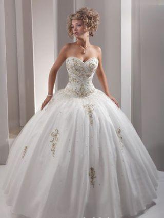 Mary's Bridal Beloving 4015