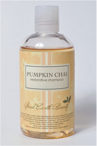Pumpkin beauty products