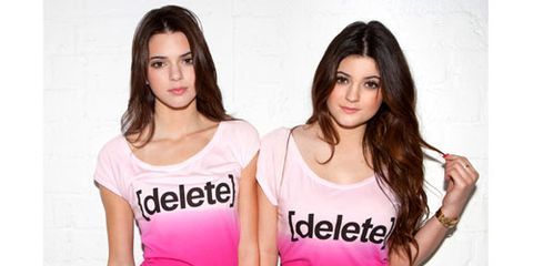 DDD Kendall And Kyle Jenner