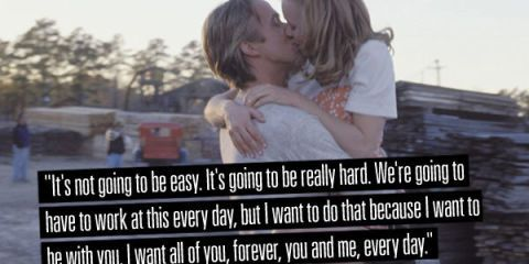 Favorite lines from movies about relationships dating
