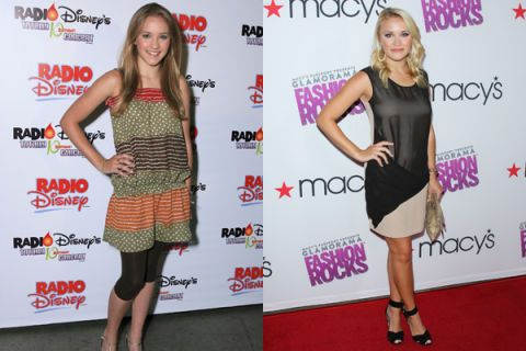 The Cast Of Hannah Montana Then And Now