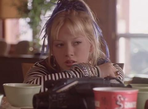 Hilary Duff: <em>Cadet Kelly</em>