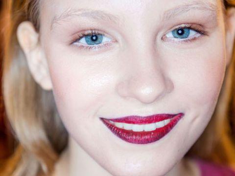 Blue Eyes Shimmery