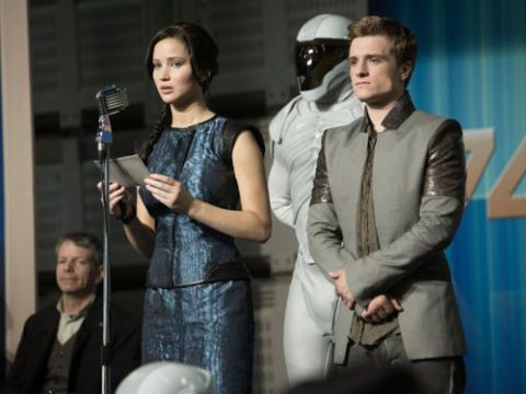 <em>The Hunger Games: Catching Fire</em>