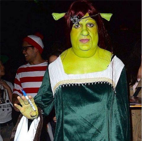 image  sc 1 st  Seventeen Magazine & 75 Best Celebrity Halloween Costumes of All Time - Celeb Costume Ideas