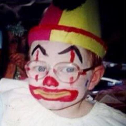 Celeb's Adorable Throwback Halloween Pics