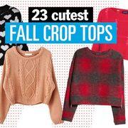 Fall Crop Tops