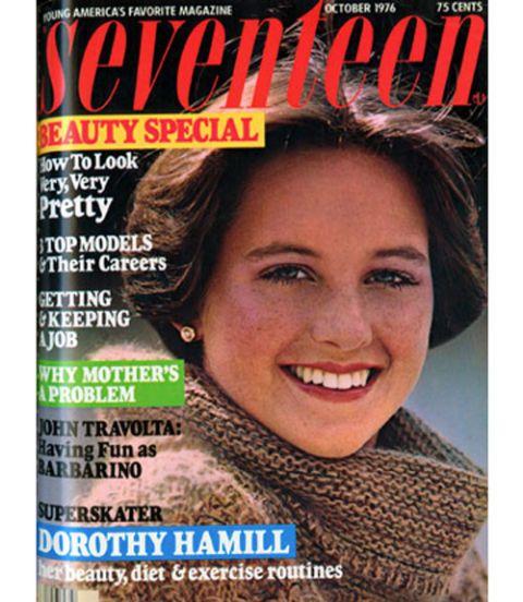 dorothy hamill seventeen cover