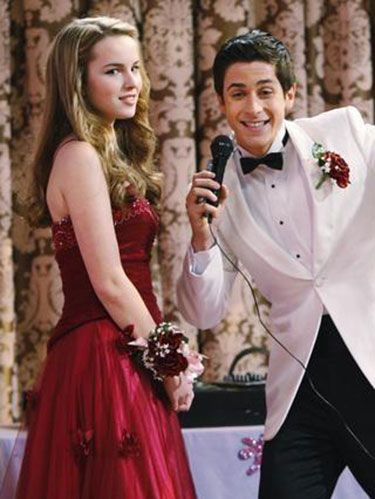 juliet van heusen prom dress wizards of waverly place